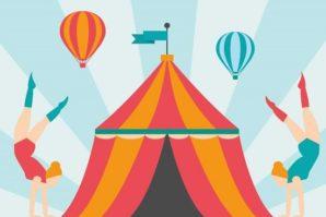 capalaba central circus shot