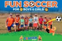 Ginger Sport holiday workshops