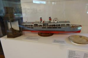 Boat Exhibition at the Bribie Island Museum
