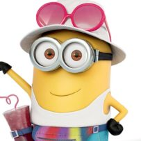 Jerry the Minion Despicable Me 3