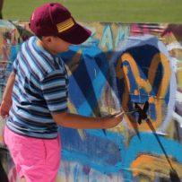 easter festival painting mitchelton
