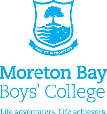 Moreton bay boys college logo