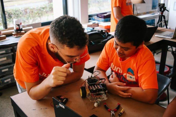 Junior Engineers school holiday workshops