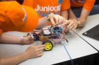 Junior Engineers STEM school holiday workshops