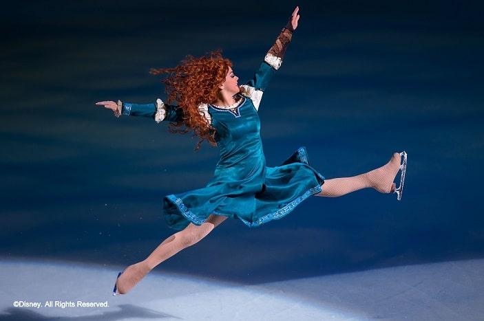 Merida Disney on ice celebrates Mickey and friends