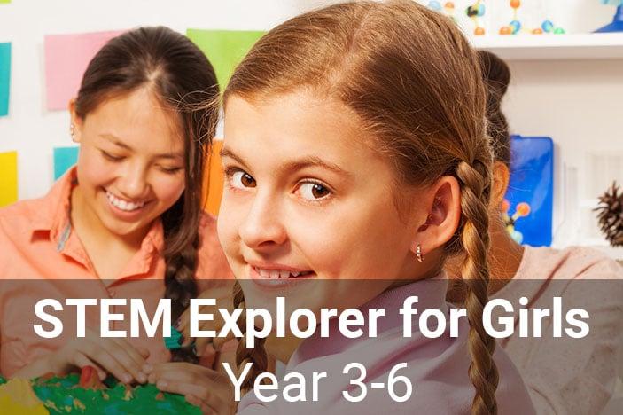 STEMPunks, girls in STEM, school holiday classes