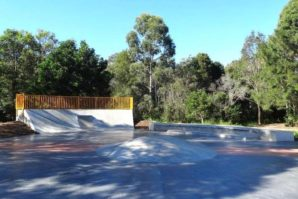 Narangba Skate Precinct, skate park in north Brisbane