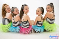Girls in tutus, Dance class for kids, Radiance Dance Academy, dance classes in Brisbane