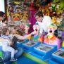 Morningside Festival, sideshow alley, clowns, family fun, prizes, carnival, festival