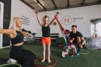 MX Kids, kids fitness and dance classes, happy active kids