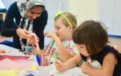 Ethni Creative Kids Parties, cultural craft parties for kids