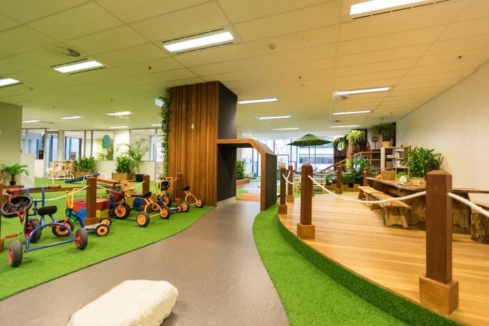 Little Scholars George Street, childcare in Brisbane CBD