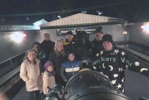 Kingaroy Observatory Stargazing