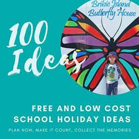 Free school holiday ideas