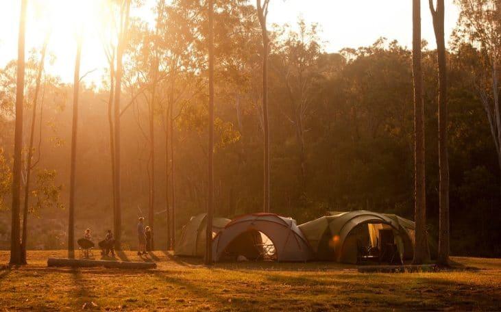 murphys creek camping