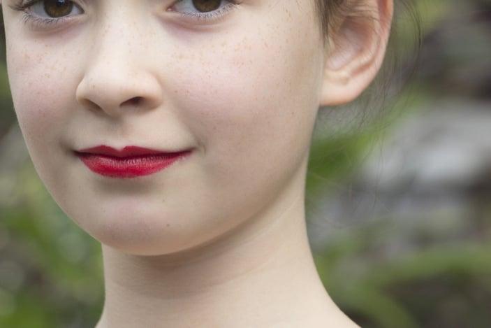 Kooki U makeup for kids, performance makeup for kids, play makeup for kids