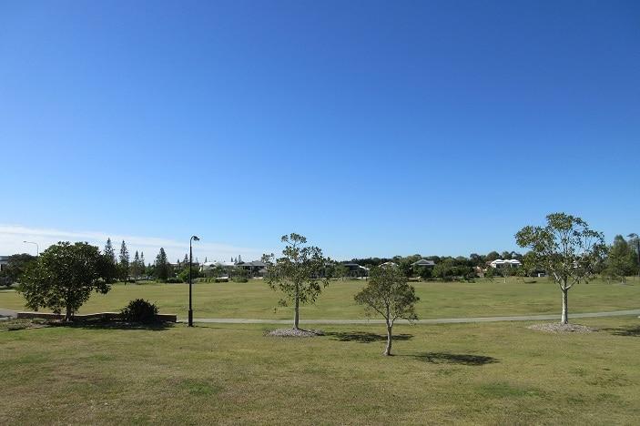 open space park