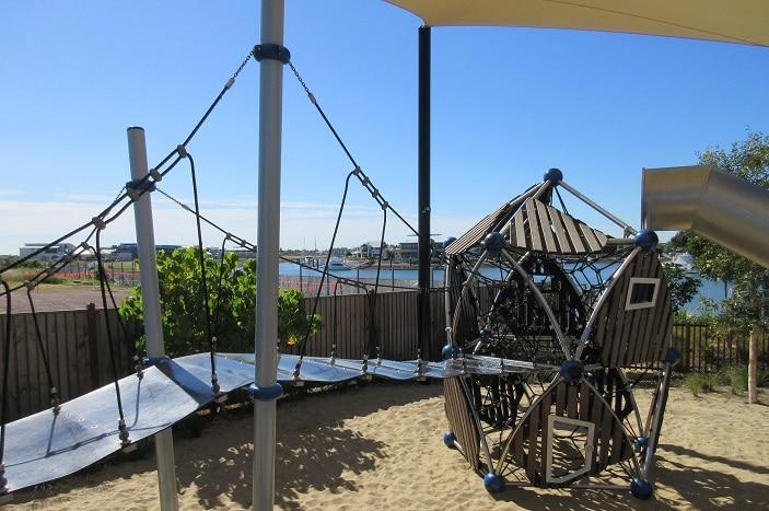 Stockland Newport Playground | Brisbane Kids