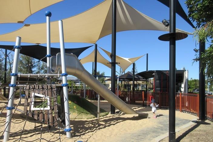 stockland newport playground