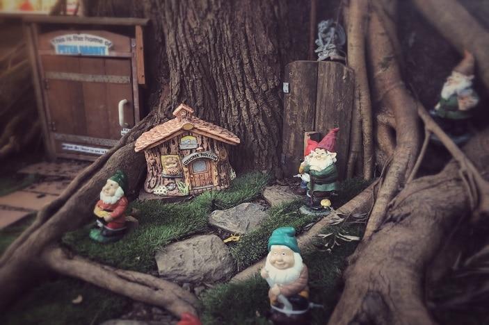 Kumbartcho Sanctuary Fairy Garden