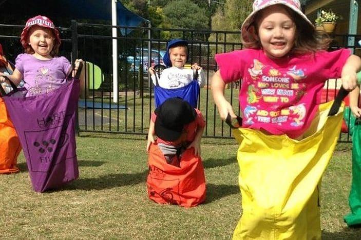 Physi kids, childcare sport classes