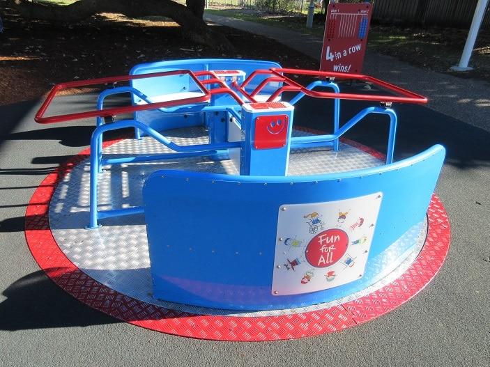 playground spinner sandgate