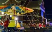 Sherwood Community Festival, kids rides