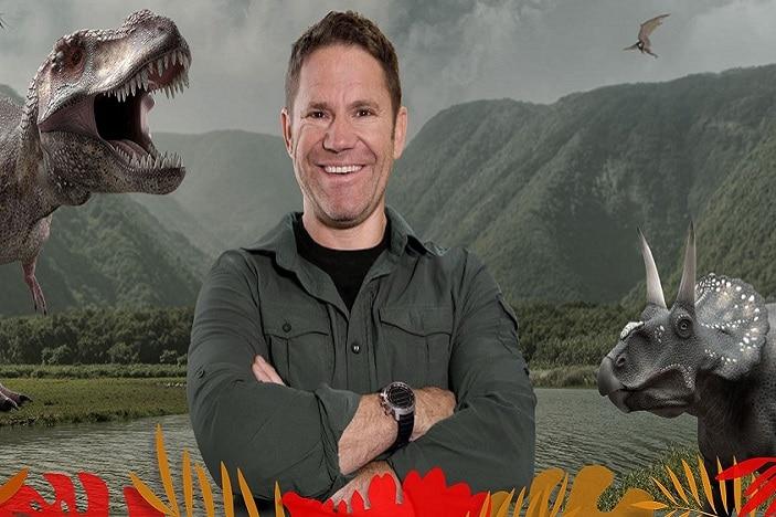 Deadly Dinosaurs Steve Brackshall