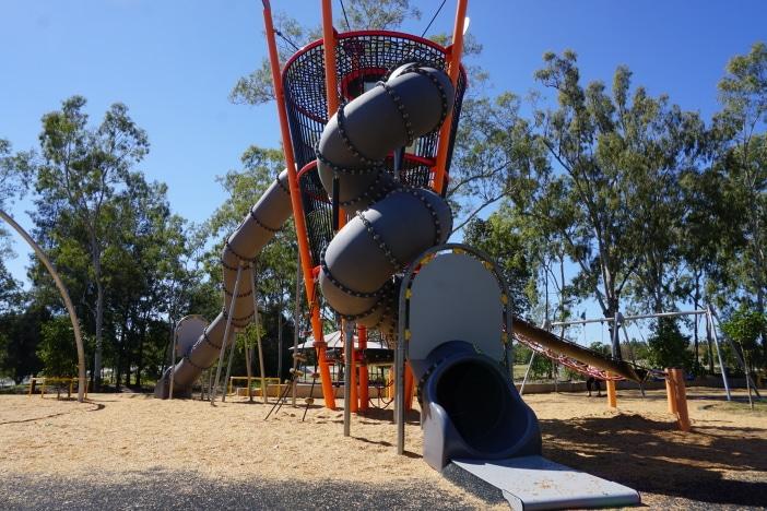 Redbank Plains Reserve Playground