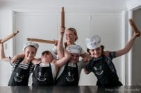 Come and Cook, school holiday cooking classes