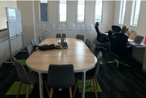 coworking space for parents