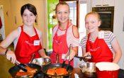 kids holiday workshops cooking
