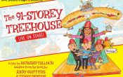 The 91-Storey Treehouse live on stage