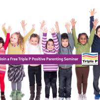 Triple P parenting seminar