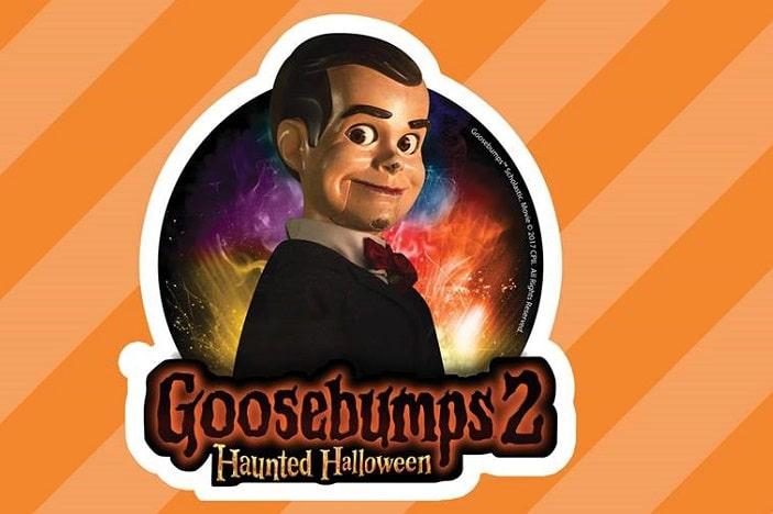Goosebumps 2 Haunted Halloween, slappy,