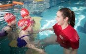 Learn to swim at Griffith University