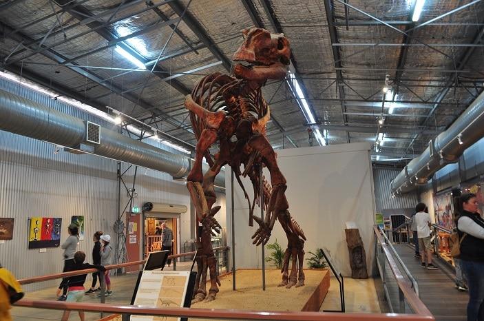 Australian Fossil Museum
