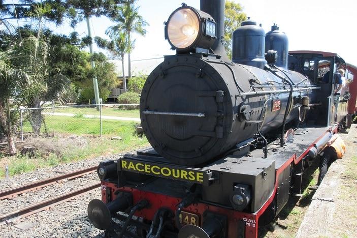 Queensland Pioneer Steam Train