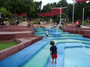 waterplay in riverheart