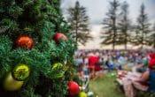 Scarborough_Christmas_Carols_, Christmas tree