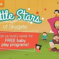 Skygate Baby program, little starts