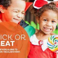 Spook-tacular-Trick-or-Treat-Browns-Plains, lollipop, cute kids in halloween costumes