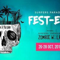 Surfers Paradise Festevil, Zombie walk,