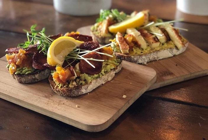 breakfast panini at pivet