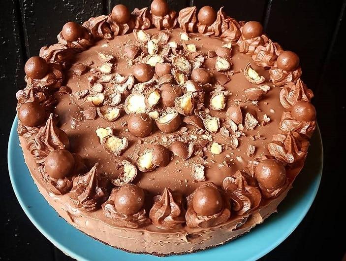 Malteaser Cheesecake