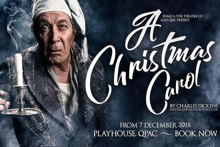 A Christmas carol qpac