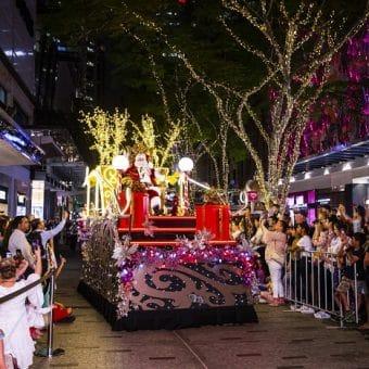 Brisbane City Christmas Parade