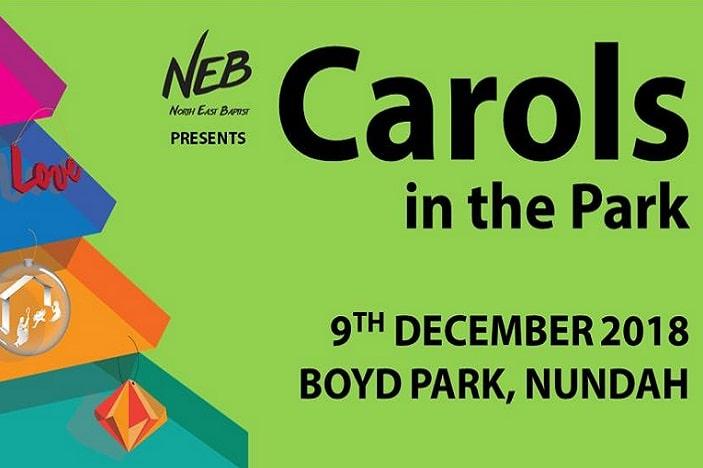 Carols in the park Nundah