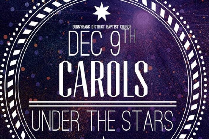 Carols under the stars 2018