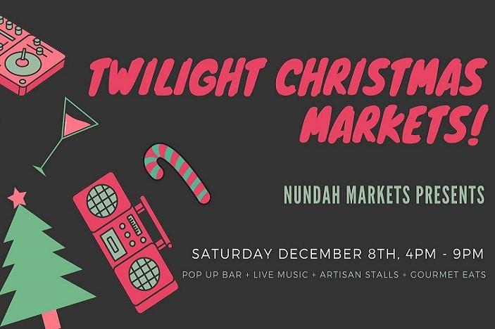 Christmas thyme in nundah, Christmas farmers markets